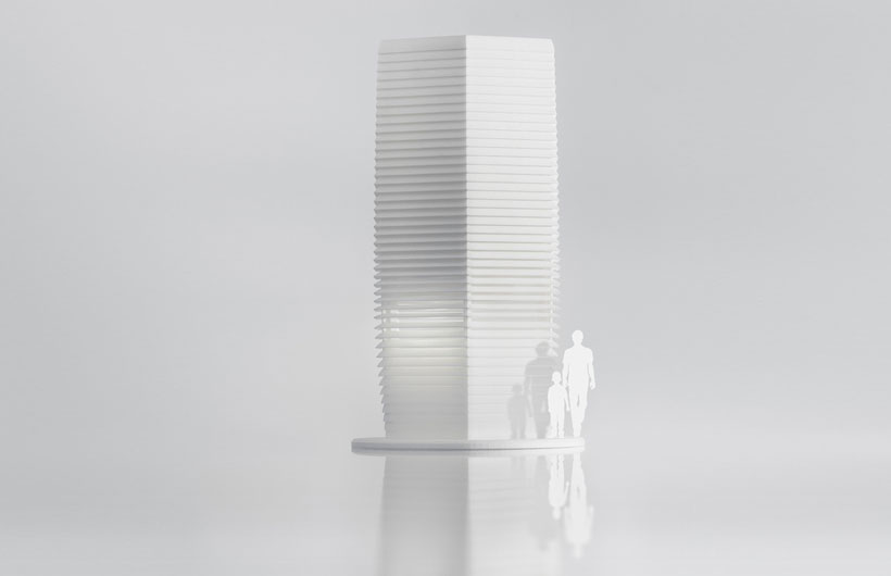 purificatore d'aria Smog Free Tower