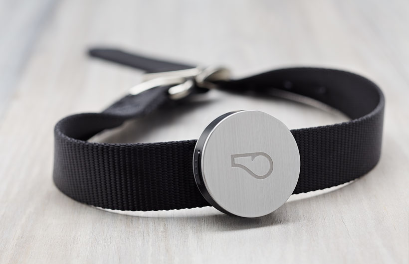 Collare per cani Whistle Activity Monitors