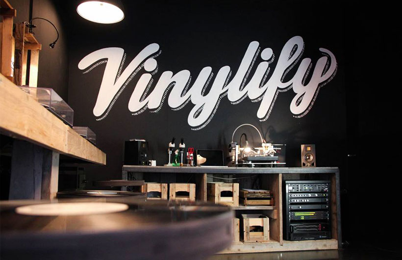 dischi in vinile Vinylify