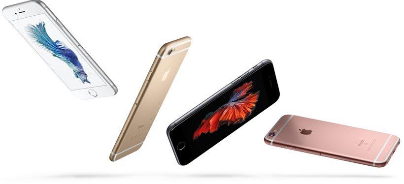 iPhone 6s, iPhone 6s plus Apple