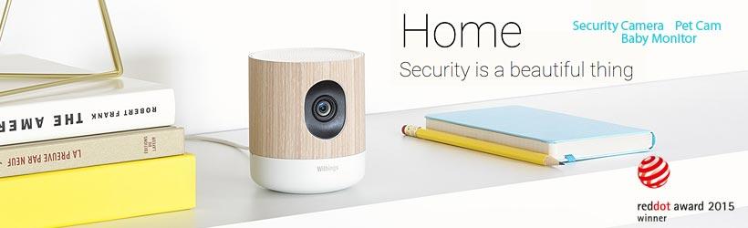 La telecamera di sorveglianza senza fili interattiva - Videocamera di sicurezza ...