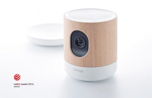 Withings Home Videocamera HD di Sorveglianza