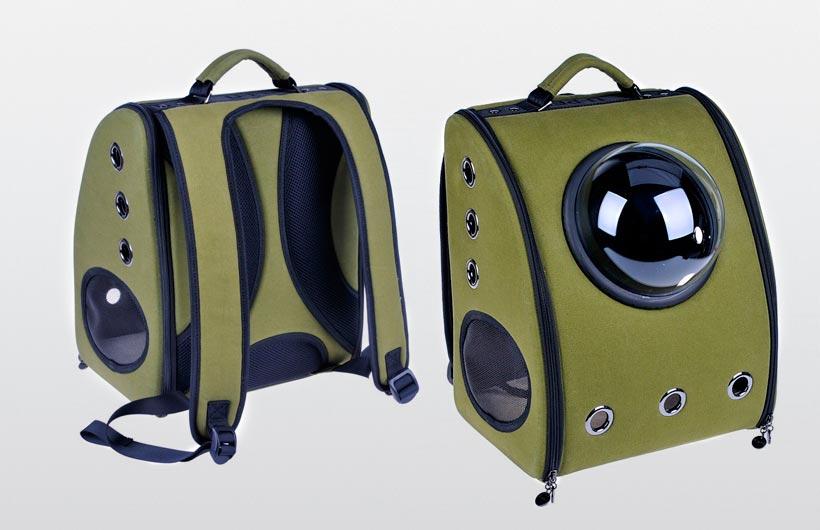 Cucce per gatti di design e trasportini 3 soluzioni for Amazon trasportini per cani