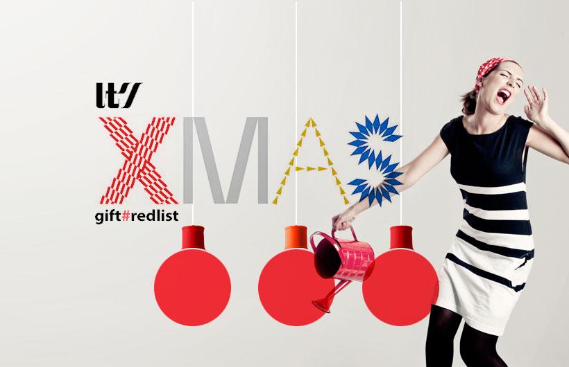 Idee Regalo #redxmas
