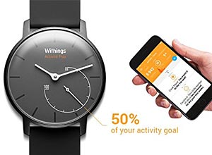 activity tracker withings