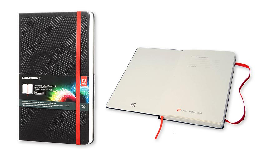 Moleskine Smart Notebook Creative Cloud