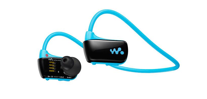 Prodotti hi-tech per lo sport. Sony