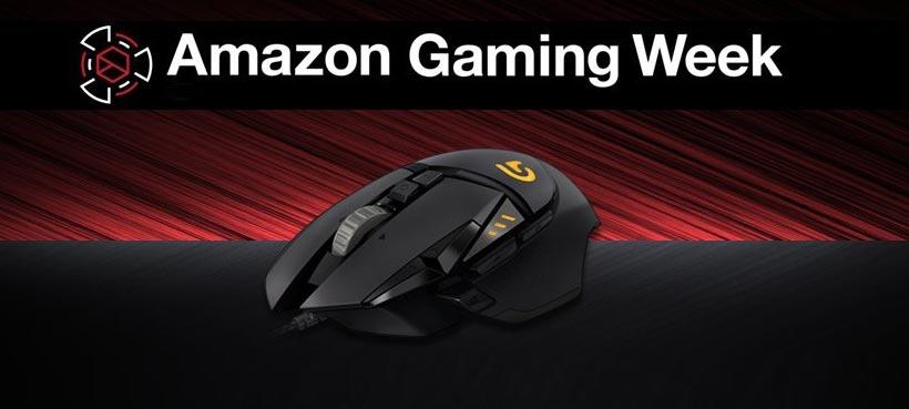 Risultati immagini per Amazon Gaming Week: una settimana di sconti e offerte