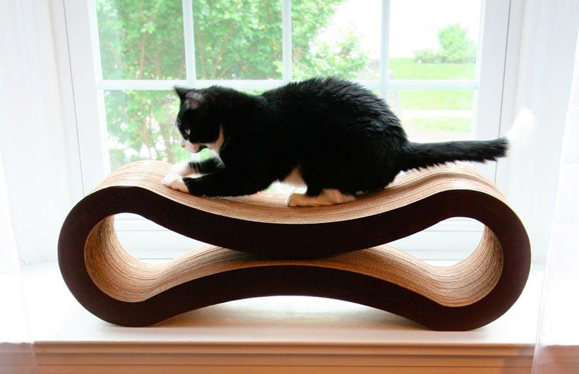 Cucce per gatti e tiragraffi