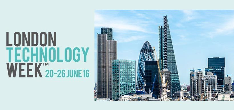 London Technology Week 2016 – Eventi
