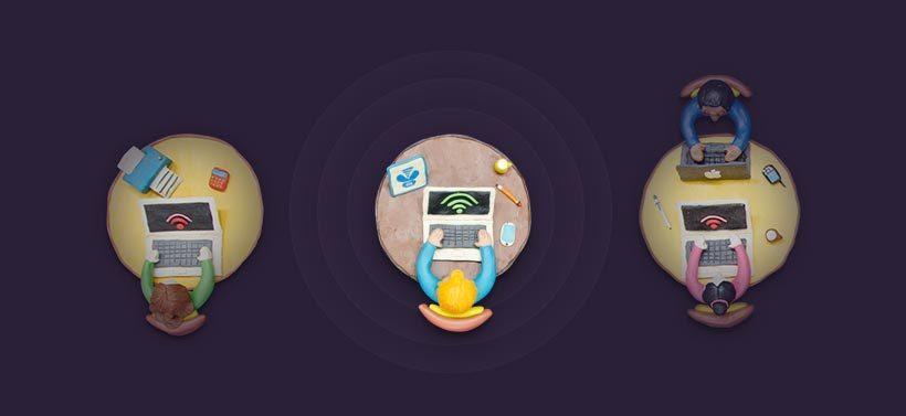 Netspot Controllo rete wifi