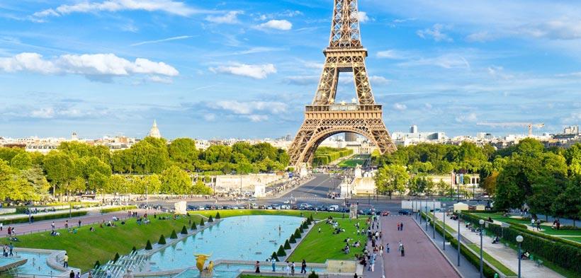 Offerte voli + hotel Milano Parigi