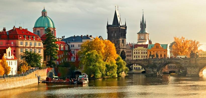 Offerte voli + hotel Milano Praga