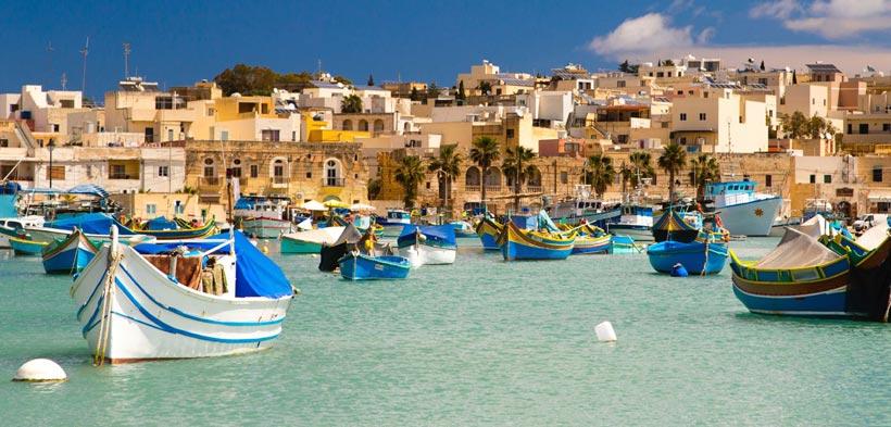 Offerte voli + hotel Roma Malta