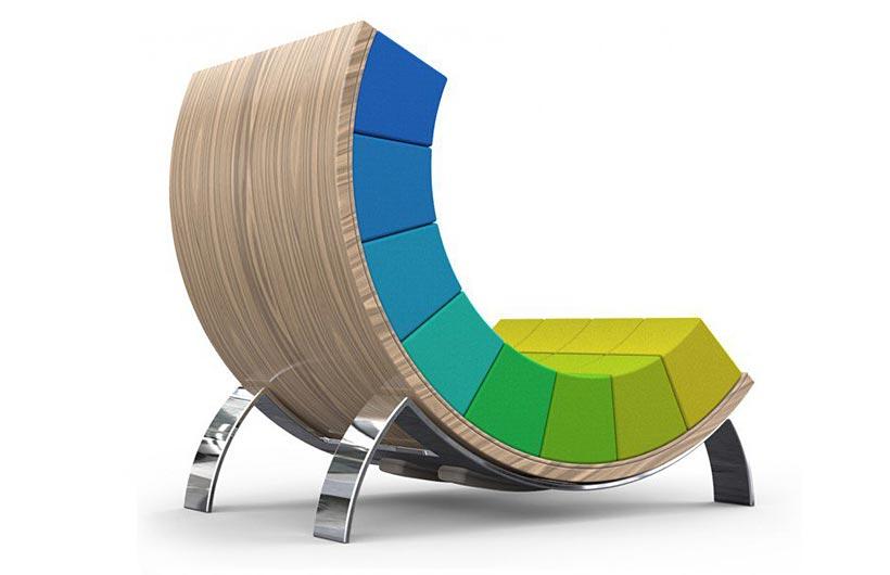 Ego Smart Armchair, la poltrona del buon Design