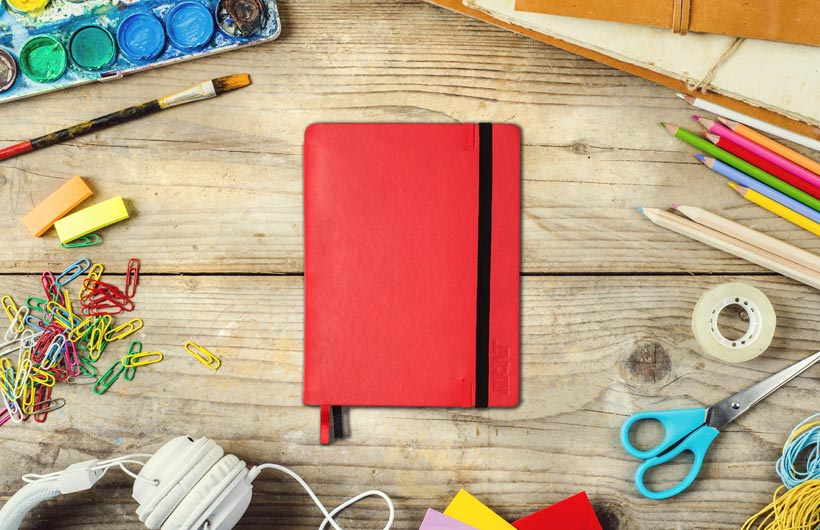 The Mont Notebook by MintMug