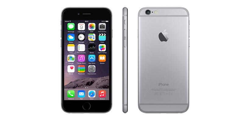 Apple iPhone 5S 16GB Space Grey TIM