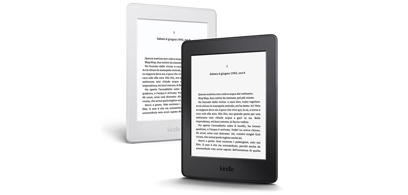 Back to School – E-reader Kindle Paperwhite
