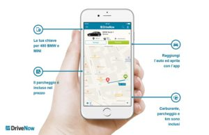 Car Sharing Milano - DriveNow