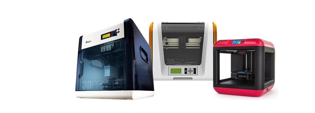 Le Migliori stampanti 3D desktop in commercio