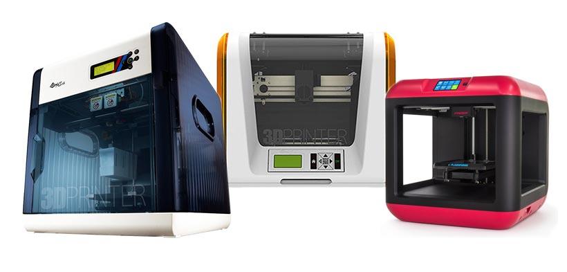 Migliori stampanti 3D desktop in commercio.