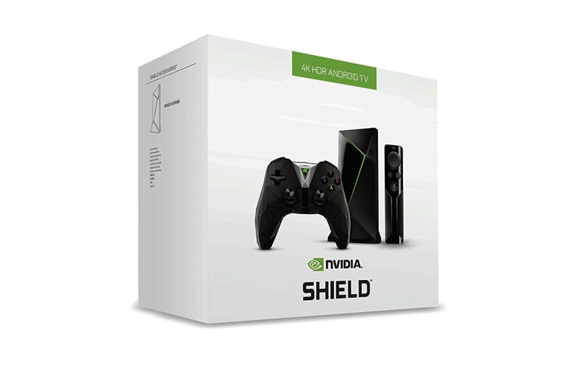 Nvidia Shield TV 2017 Box