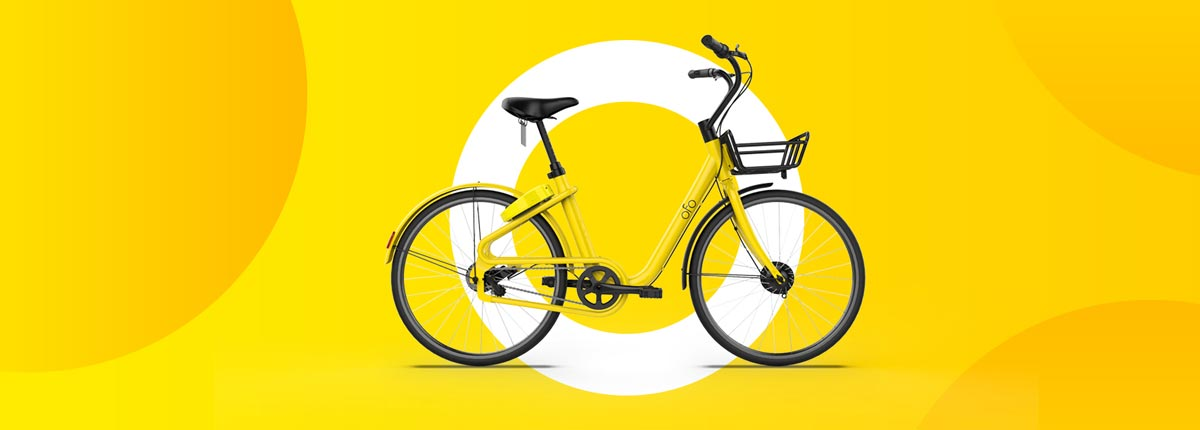 Bike Sharing Free Floating Milano OFO