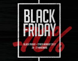BLACK FRIDAY 2017 Italia & Cyber Monday