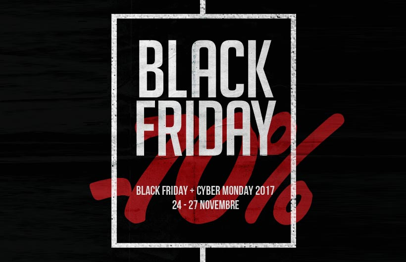 black friday 2017 italia cyber monday date e offerte