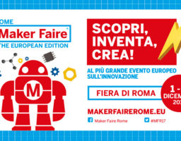Maker Faire Rome - The European Edition 4.0