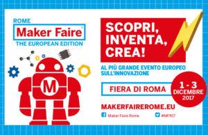 Maker Faire Rome - The European Edition 4.0