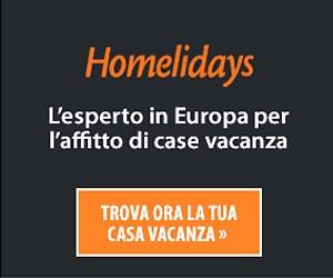 Scegli la tua casa vacanza!