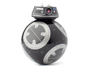 BB-9E Star Wars. Il droide cattivo ma adorabile