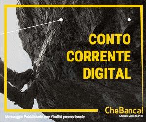 Conto Digital CheBanca!