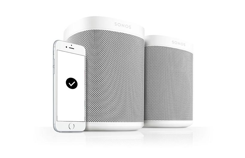 mini speaker portatili sonos one