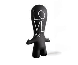 Artbeat Art Toy Blank