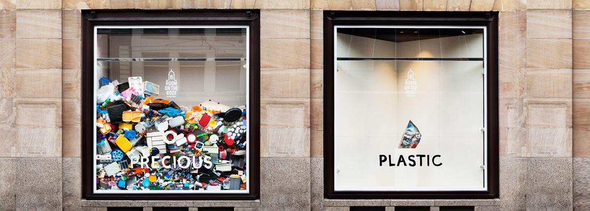 Riciclaggio plastica. Come iniziare un piccolo business.