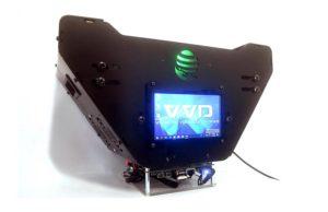 visualizzatore volumetrico tridimensionale VVD