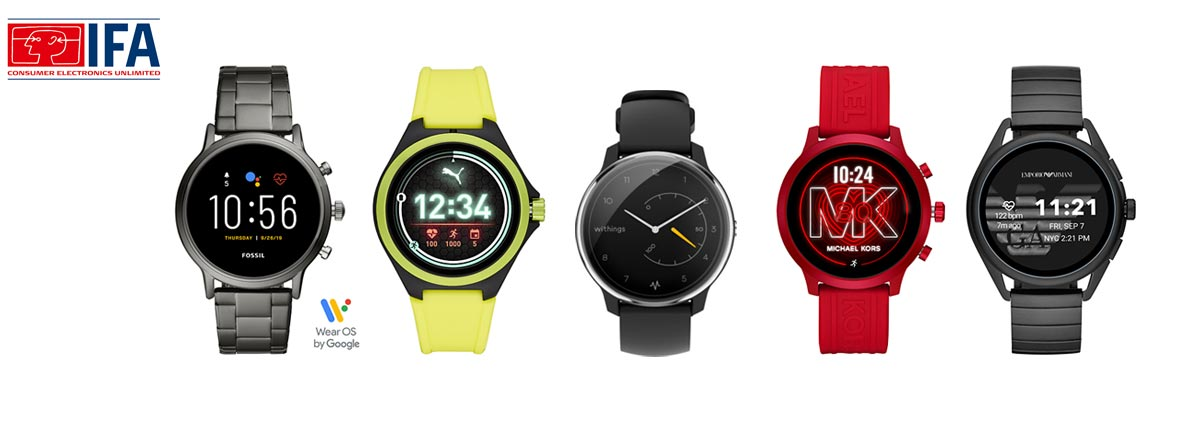 ifa 2019 smartwatch