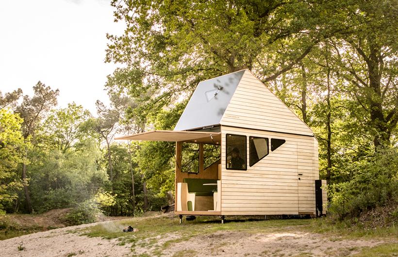 casa su ruote in legno camper