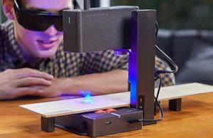 incisore laser portatile